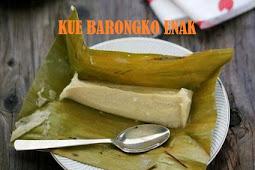 Cara membuat Barongko makanan khas Makassar