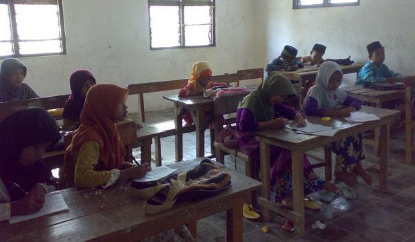 Contoh Buku Raport Madrasah Diniyah Format Word