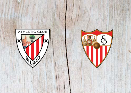 Athletic Bilbao vs Sevilla - Highlights 13 January 2019