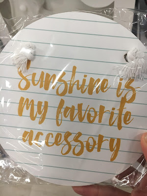 Sunshine is my favourite accessory