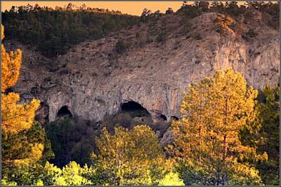 Cueva De Las Grajas (Sierra Del Agua, Huélamo)