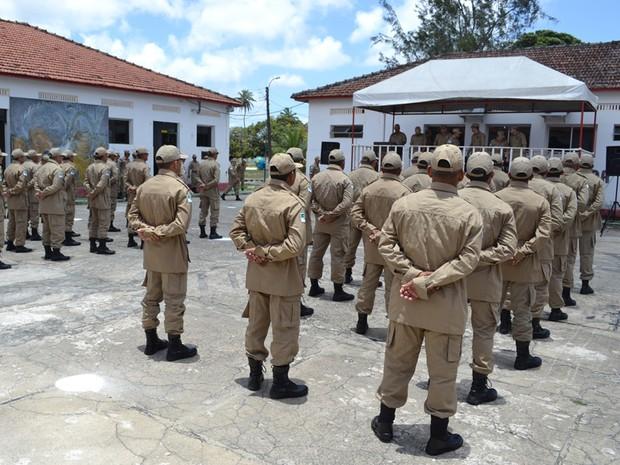 Governo do RN abre concurso com 70 vagas para soldado do Corpo de Bombeiros