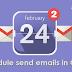 How to Schedule Mail in Gmail - अपनी ईमेल को कैसे करें शेड्यूल