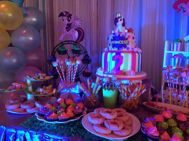 Affordable Dessert Buffet Set-up