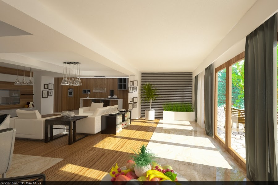 Design interior - living - Mangalia