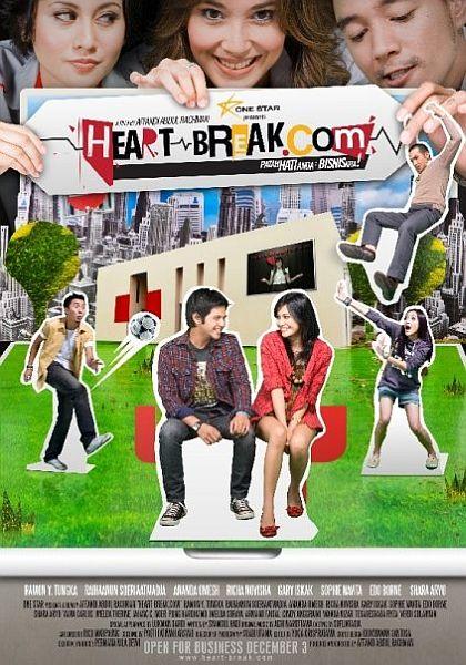 HeartBreak. com: Patah Hati Anda Bisnis Kita (2009) VCDRip