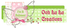 Ooh La La Creations Challenge Blog
