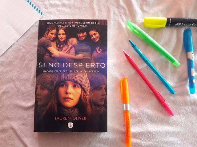 SI NO DESPIERTO | LAUREN OLIVER