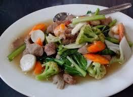 Resep Masakan Capcay Yang Menyehat Dan Enak