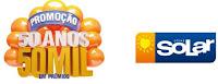 Promoção 50 Anos 50 Mil Lojas Solar