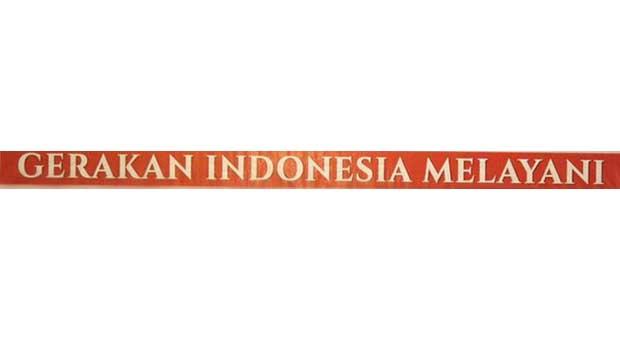 Ini Capaian Gerakan Indonesia Melayani