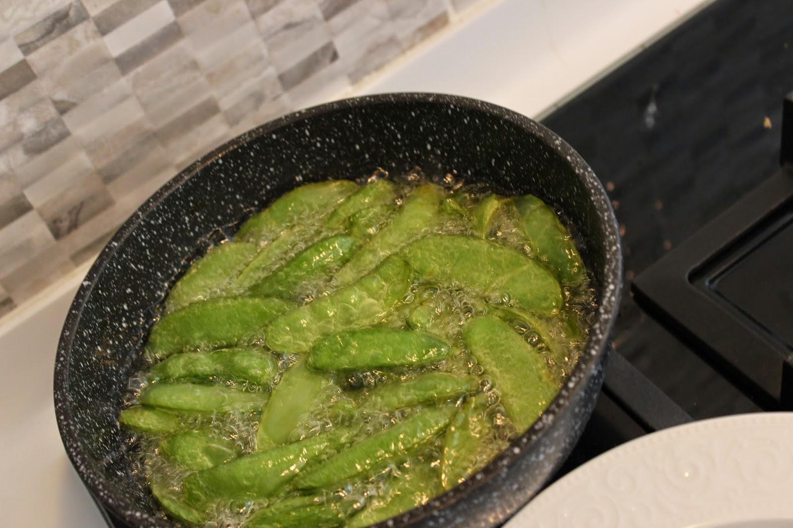 Buharda Bezelye Nasıl Pişirilir