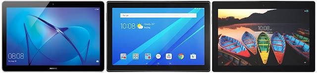 Mejores tablets Android 10.1 de unos 150 euros