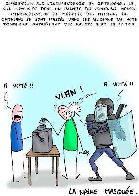A voté !!