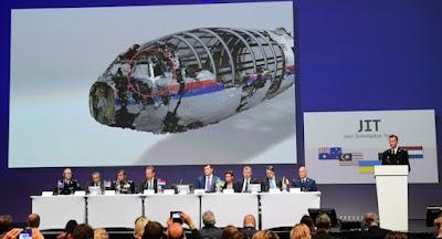 Дело по авиакатастрофе MH17 будет рассматривать суд Гааги