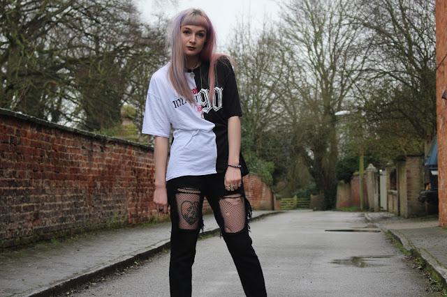 Alternative Style Blogger