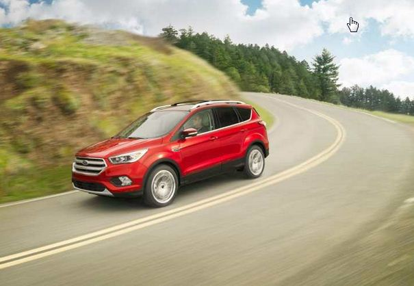 The 2017 Ford Escape SE Trim Level First Drive