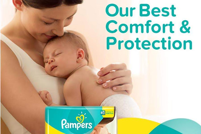 Review Pampers Baby Dry Pants