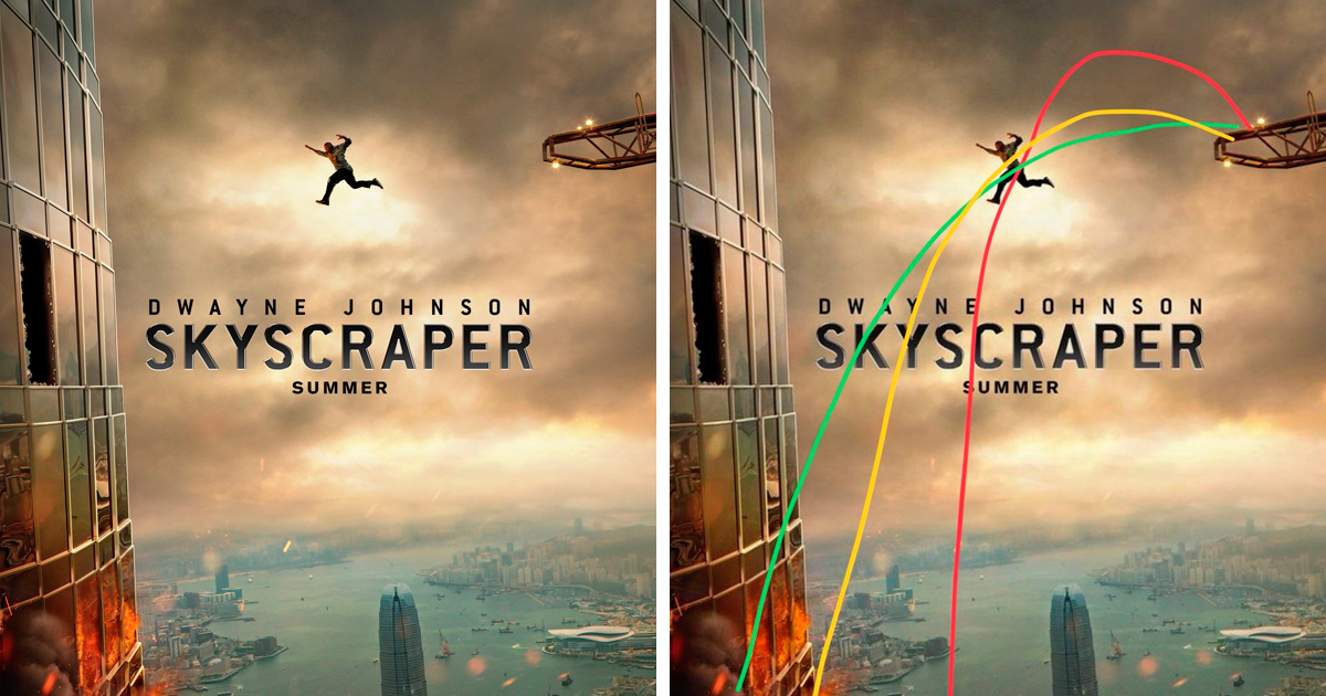 MOVIE : SKYSCRAPER (2018)