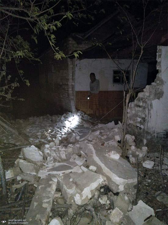Gempa M 6,4 Situbondo Melanda Madura