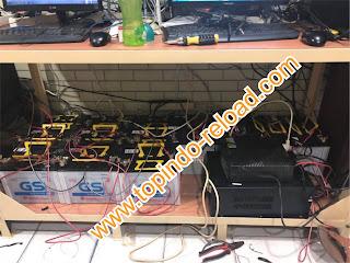 gambar peralatan server topindo