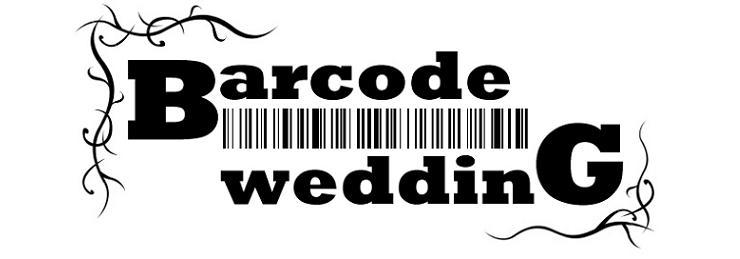 Barcode Wedding