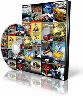 Coleção 50 Jogos Ripados para PC