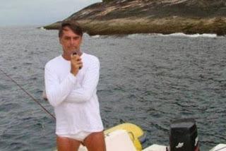 Servidor que multou Bolsonaro por pesca irregular é exonerado pelo Ibama