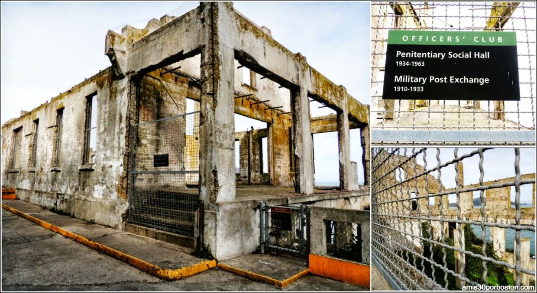 La Prisión de Alcatraz: Club Social