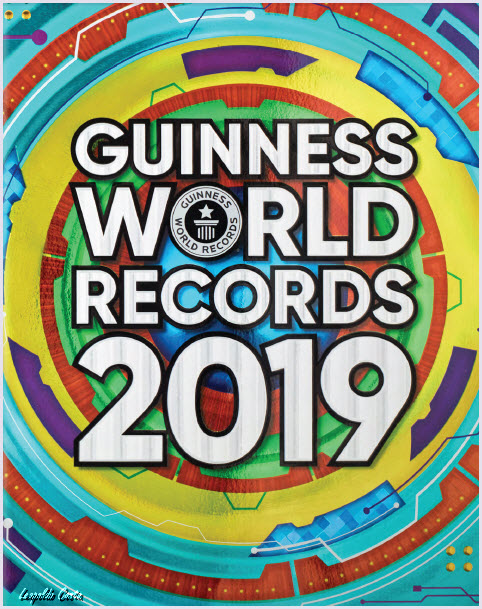 1bd220ad3d GUINNESS WORLD RECORDS 2019 - FOOD FEATS
