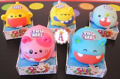 Коллекция игрушек Silly Squeaks