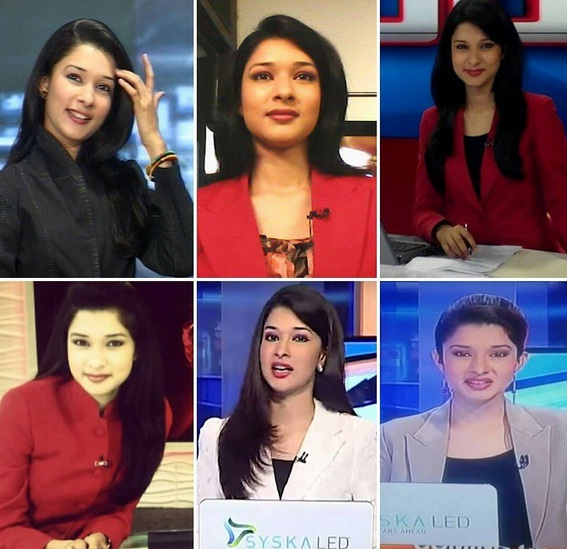 Anchors List (Female Male) of India Tv News Channel with Full Biop/Detail ,Pictures