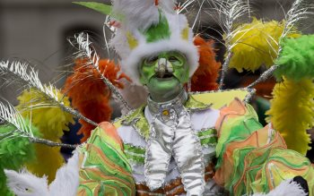 Wallpaper: Mummers Parade