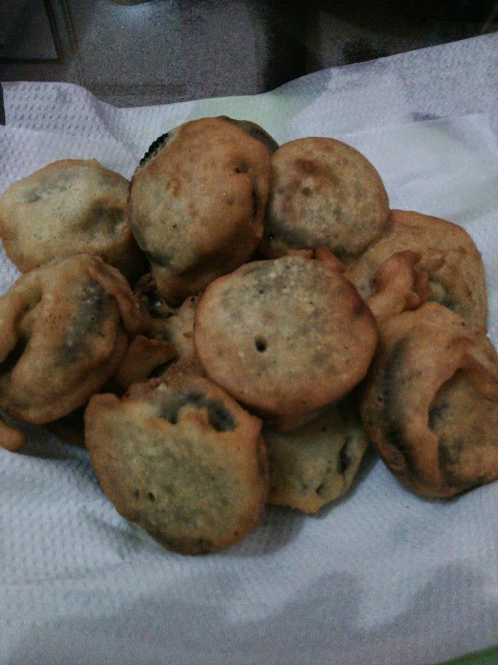 resep  membuat fried oreo bekal sekolah anak Resepi Oreo Cheese Cake Tanpa Oven Enak dan Mudah
