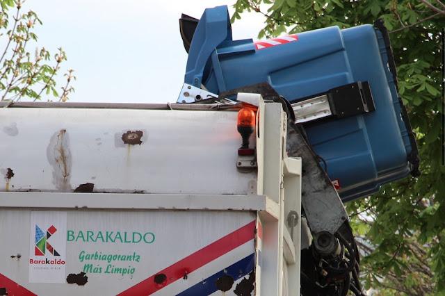 Recogida municipal de basuras
