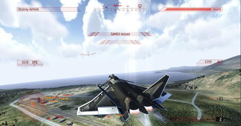 Janes Advance Strike Fighters PC Full Español