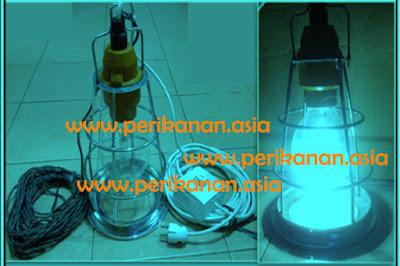 Lampu Celup Bawah Air Model AC