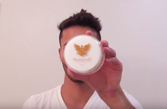 Hairbond Shaper Pomade
