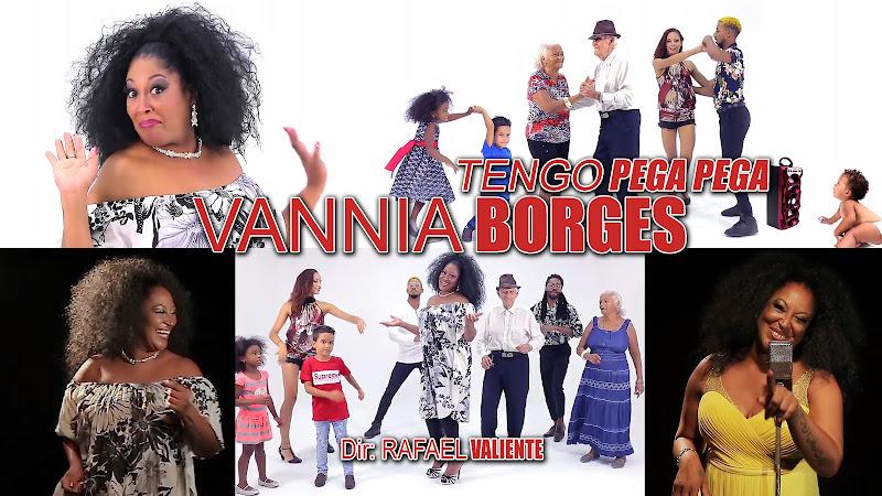 Vannia Borges - ¨Tengo pega pega¨ - Videoclip - Dirección: Rafael Valiente. Portal del Vídeo Clip Cubano