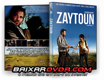 ZAYTOUN (2016) DUAL AUDIO DVD-R CUSTOM