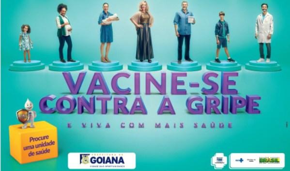 Goiana realiza o dia D neste sábado, contra a H1N1