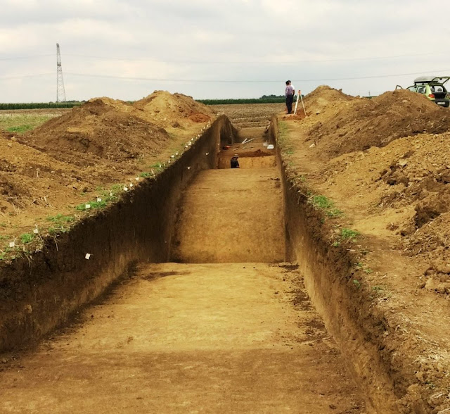 3,400-year-old citadel unearthed in Romania