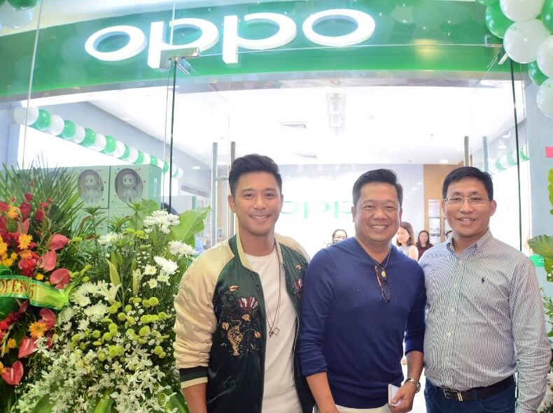 OPPO Opens Its 4th Concept Store in Cebu; Teases More Stores Nationwide