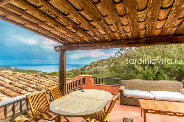 Вилла на Сардинии продажа