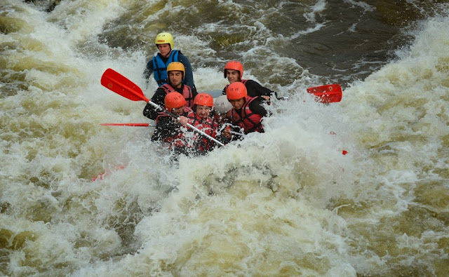 Dutch Water Dreams wild rafting
