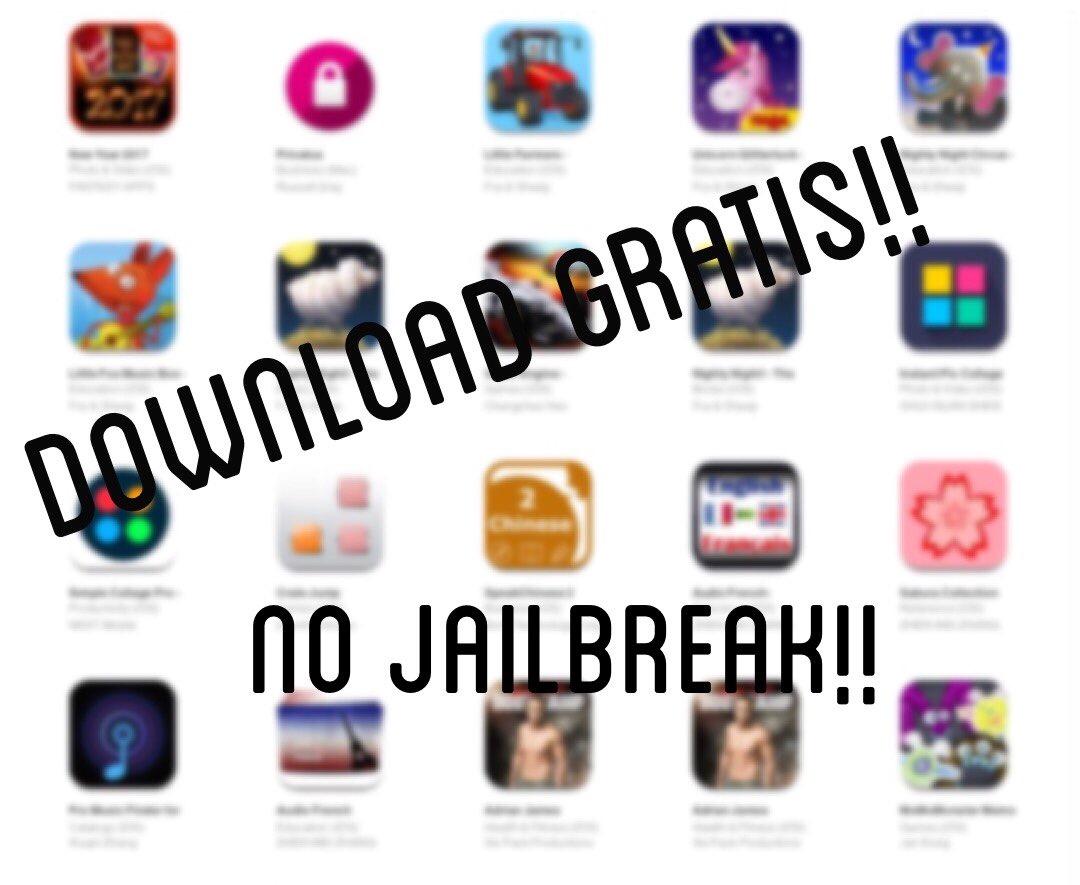 1 situs download aplikasi berbayar jadi gratis di iphone No JB