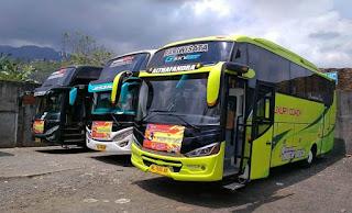 Sewa Bus Jogja - Tebing Breksi Tour Paket