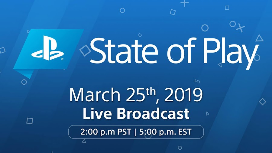 playstation state of play 2019 announcements sony ps4
