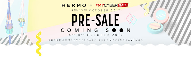 Shopping Online Jimat Dengan #MYCYBERSALE 2017