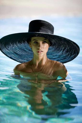Barbara Palvin topless photo shoot Maxim Magazine
